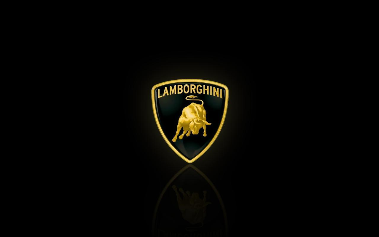 兰博基尼标志图片   优秀汽车标志设计总汇   兰博基尼标志大高清图片