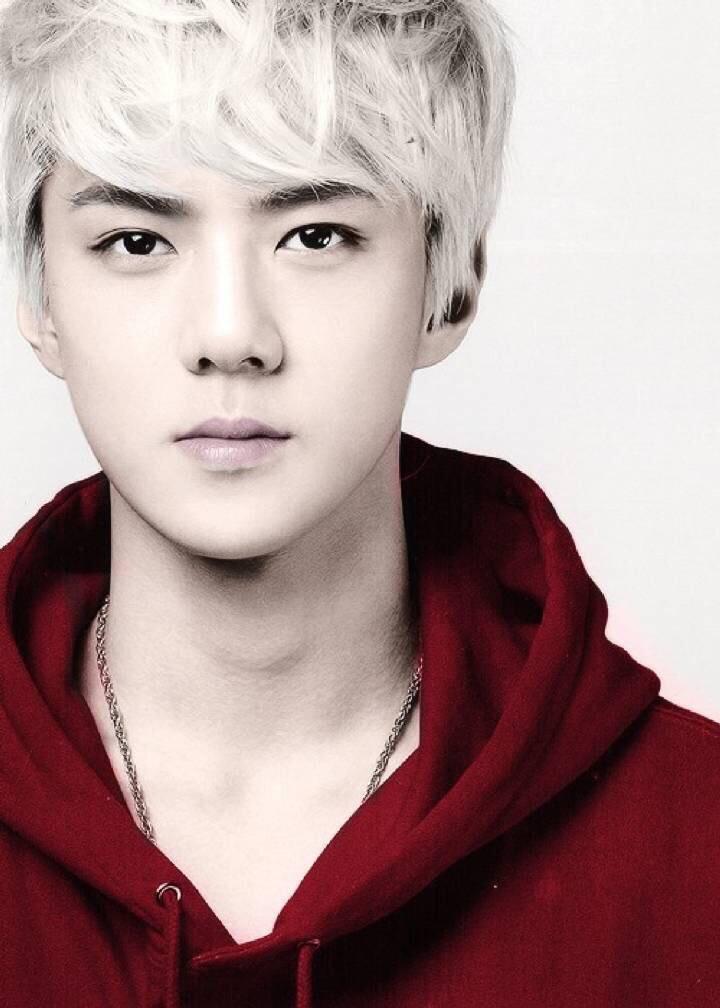 exo吴世勋这个发型的其他照片