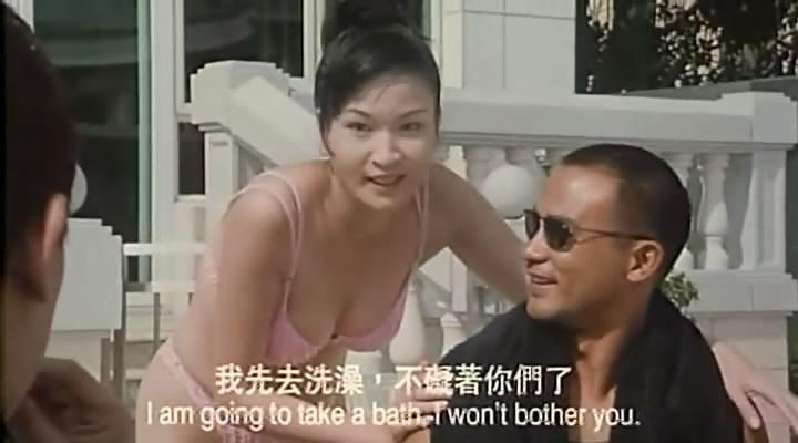 古惑仔1人在江湖 这个女的是谁图片