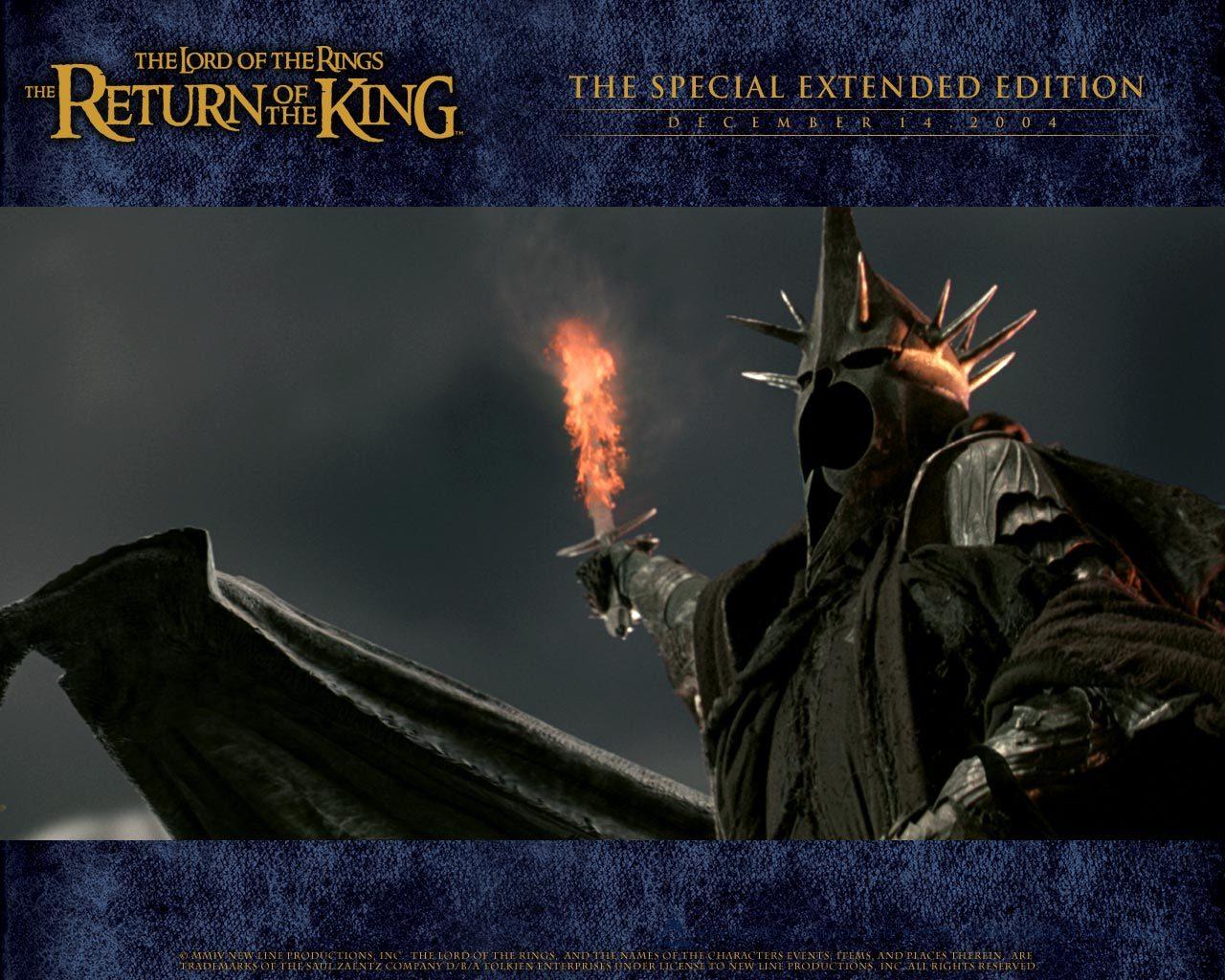 安格玛巫王的介绍