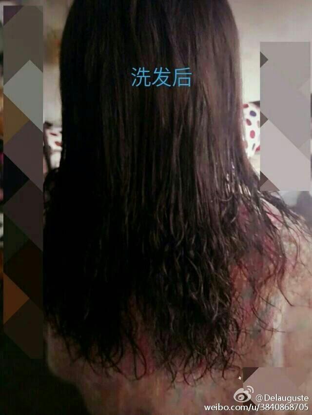 喜欢烫染头发的妈妈来看看图片
