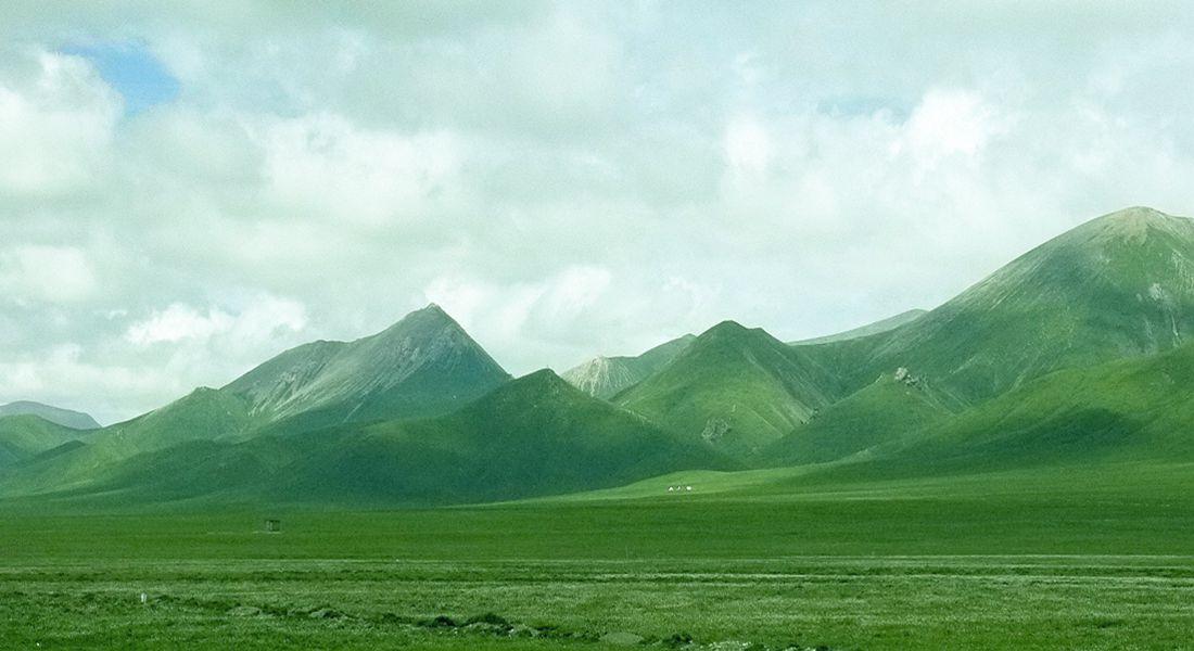游祁连山草原最佳路线