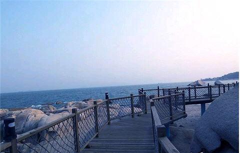 厦门海滨浴场