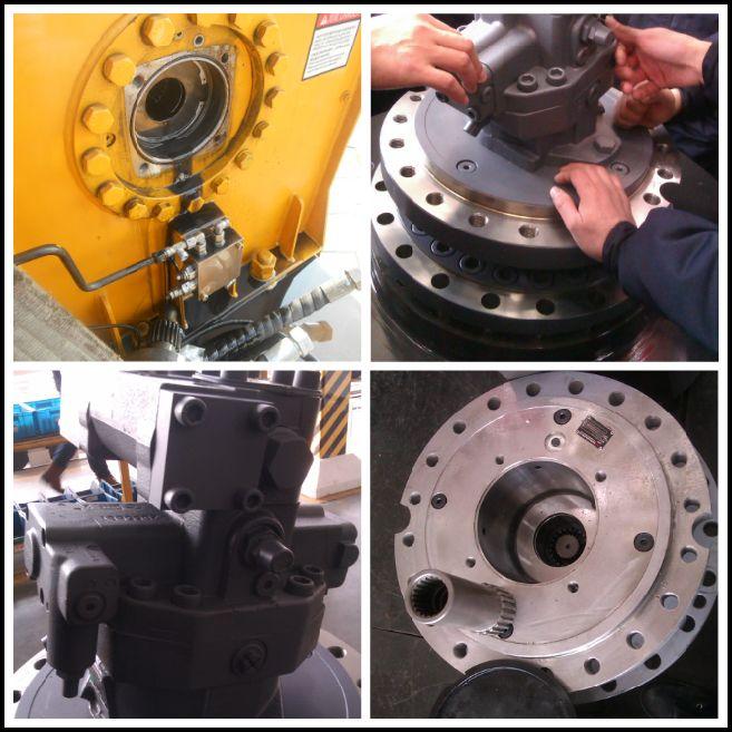车主减速器的作用_汽车起重机中卷扬减速机与卷筒,卷筒轴关系?