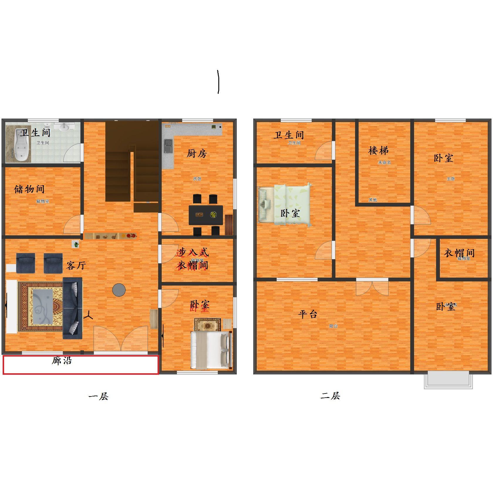 求15万左右农村自建房户型设计图,效果图这么大面积.