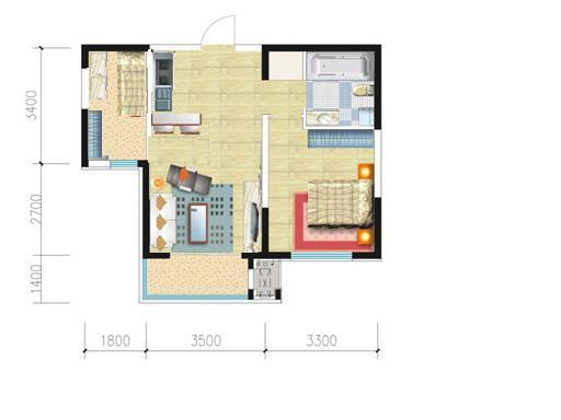 """""""我家我设计""""是一款免费,简单易用的家居效果设计软件,即图片"""