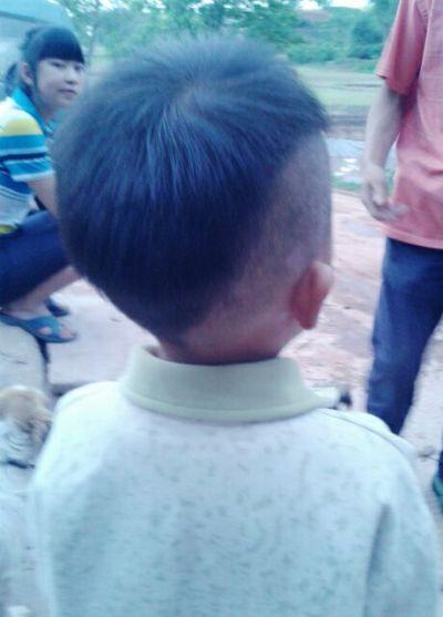 求男宝宝各种发型图片图片