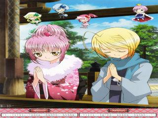 结木和亚梦还有璃茉三人复仇的守护甜心小说叫什么