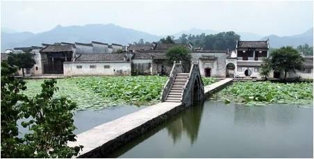 黄山宏村旅游
