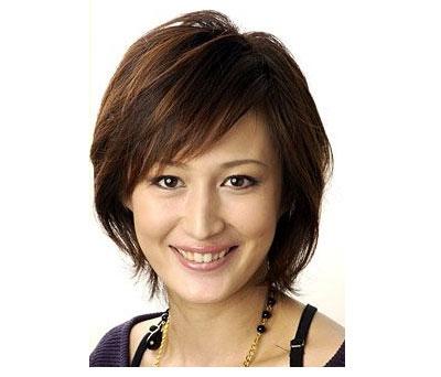 35岁女士 圆脸短发 可以弄什么发型 请提供几个参考 最好附图图片