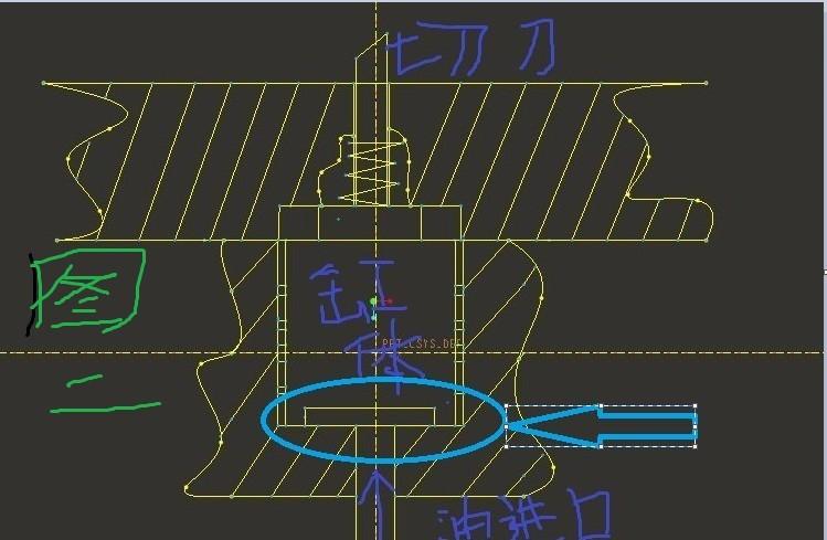 油缸所产生的压力计算图片