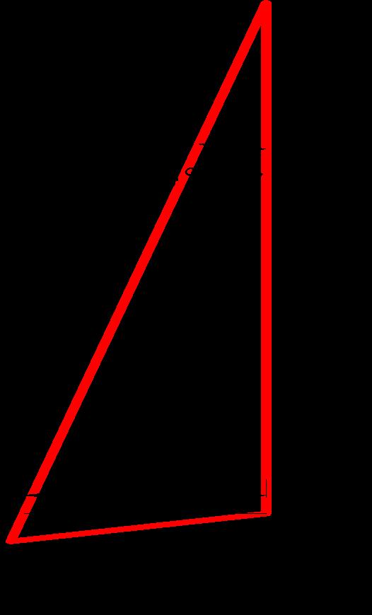 求大神帮忙算下下面钝角三角形的面积,要计算式.图片