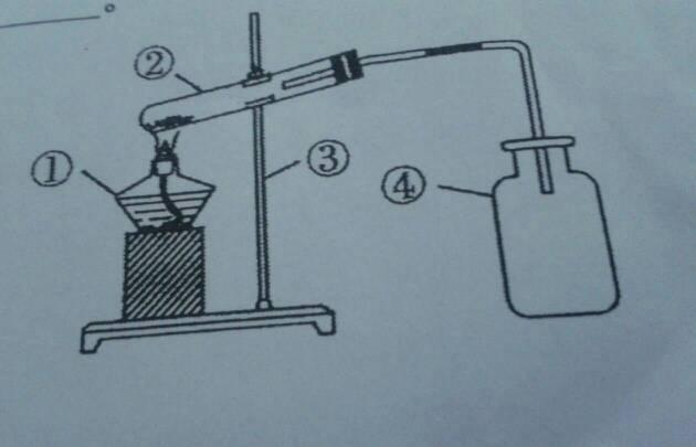 实验室制取 氧气装置 图图片