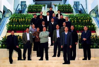 华润燃气(集团)有限公司的管理团队