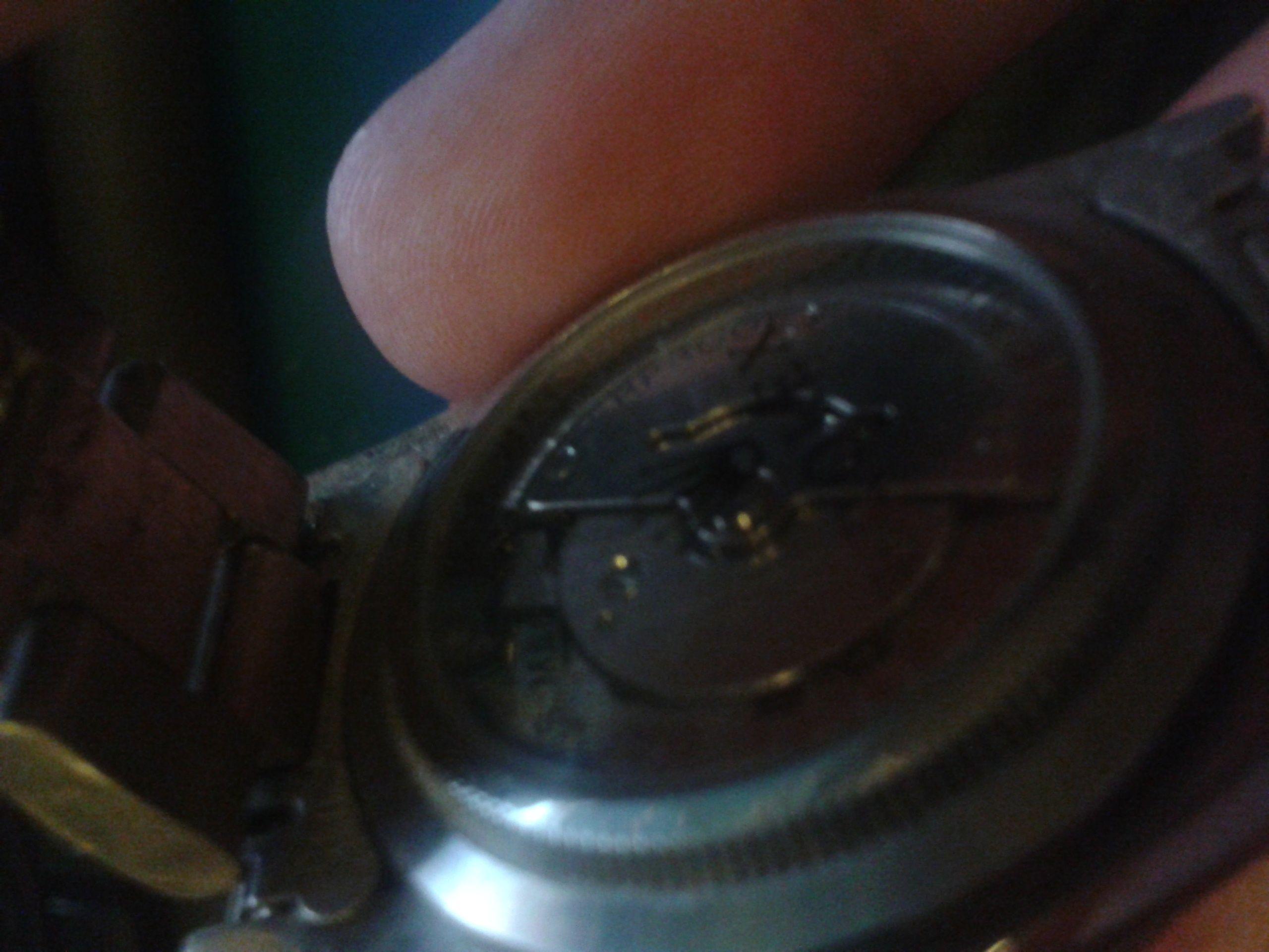 劳力士d12 settlnox62523m18 老款表现在能高清图片