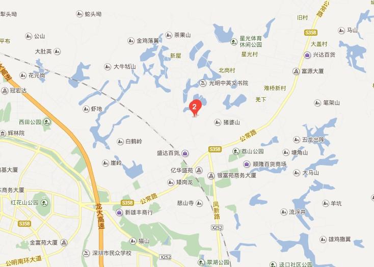 中山大学地址位置