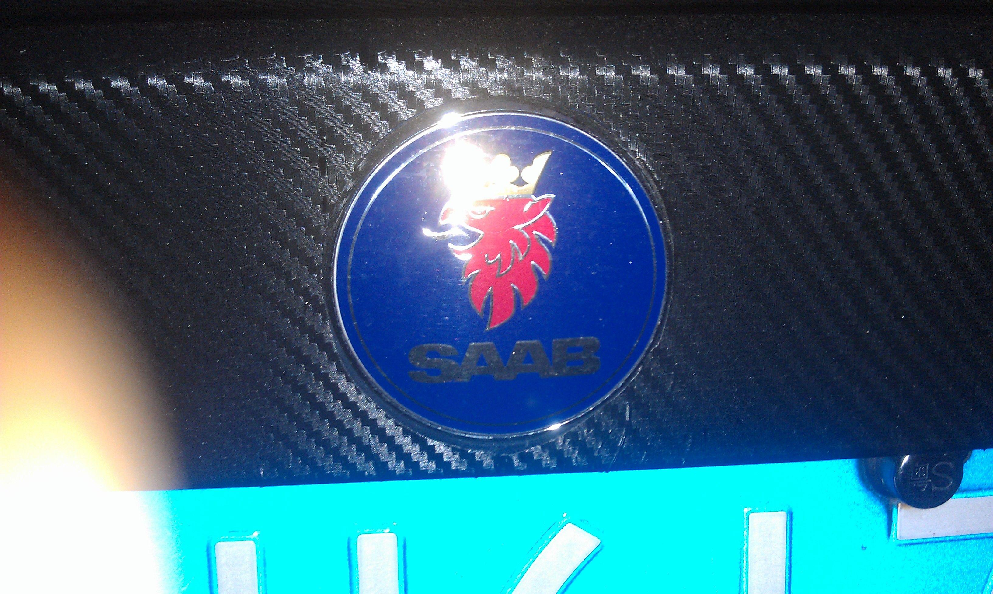 萨博公司由斯堪尼亚汽车公司和瑞典飞机有限公司 高清图片