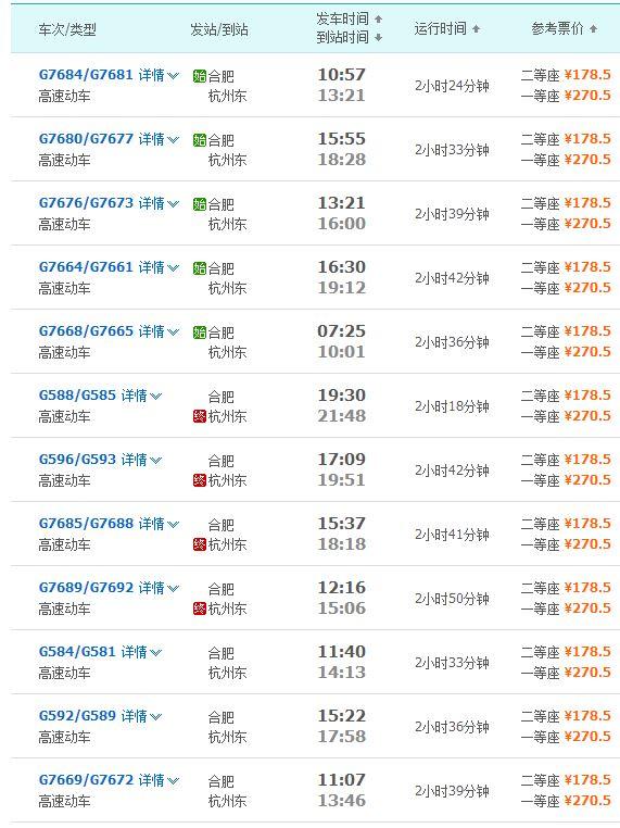 合肥去杭州自助游攻略