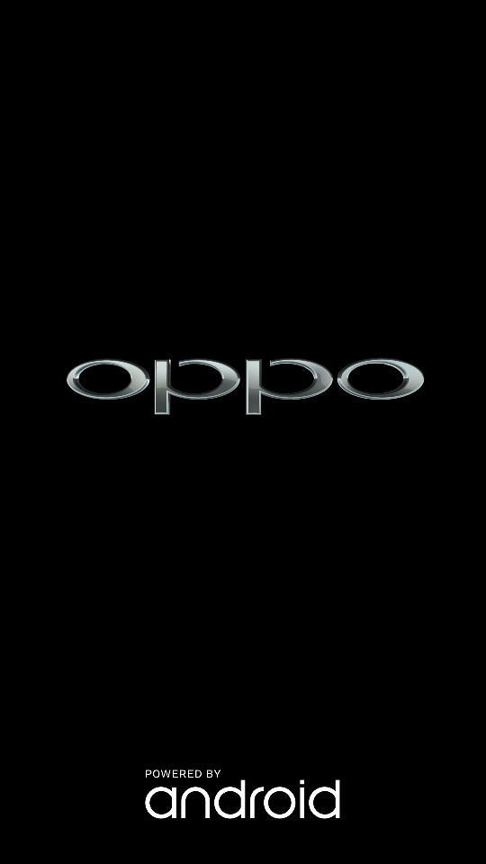 为什么oppor7手机qq截屏会显示开机界面呢图片