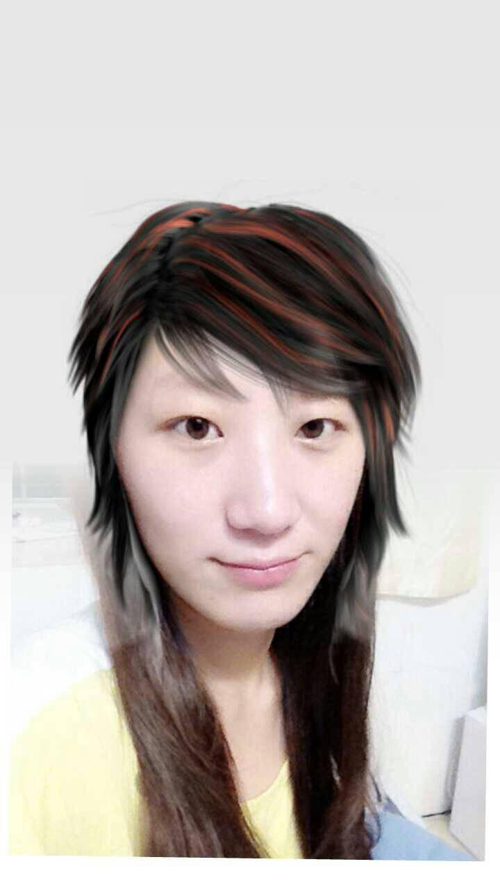 耳朵大适合什么发型女 > 今年流行什么直发图片  17年流行短发女发型图片