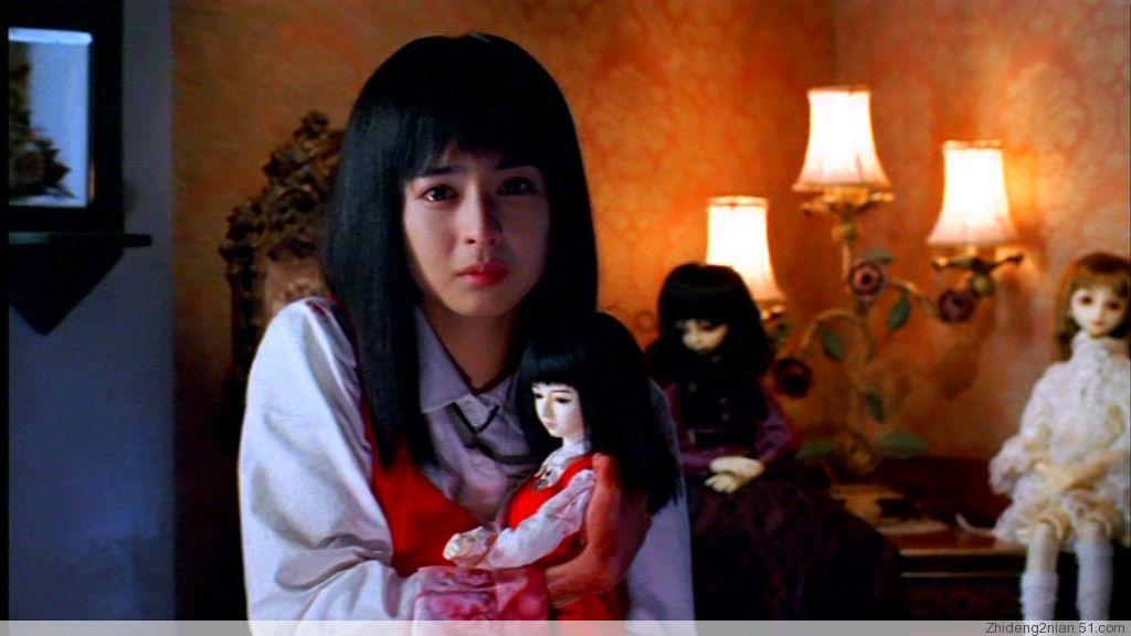 日韩系列电影_韩国恐怖电影《人形师》