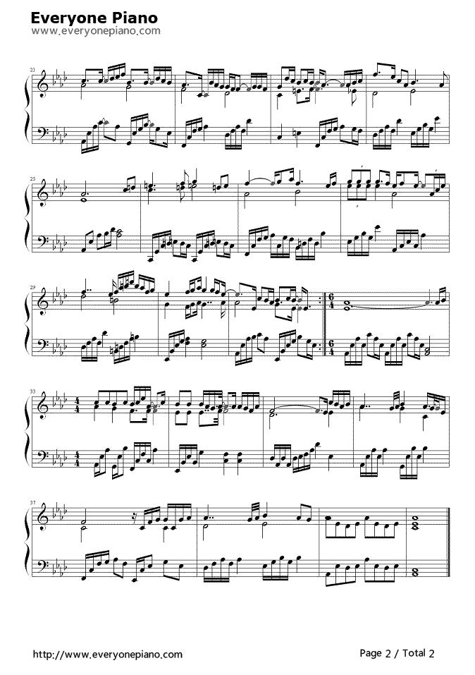 求陈奕迅十年钢琴谱.十年五线谱可以,当然有十年简谱更好.图片