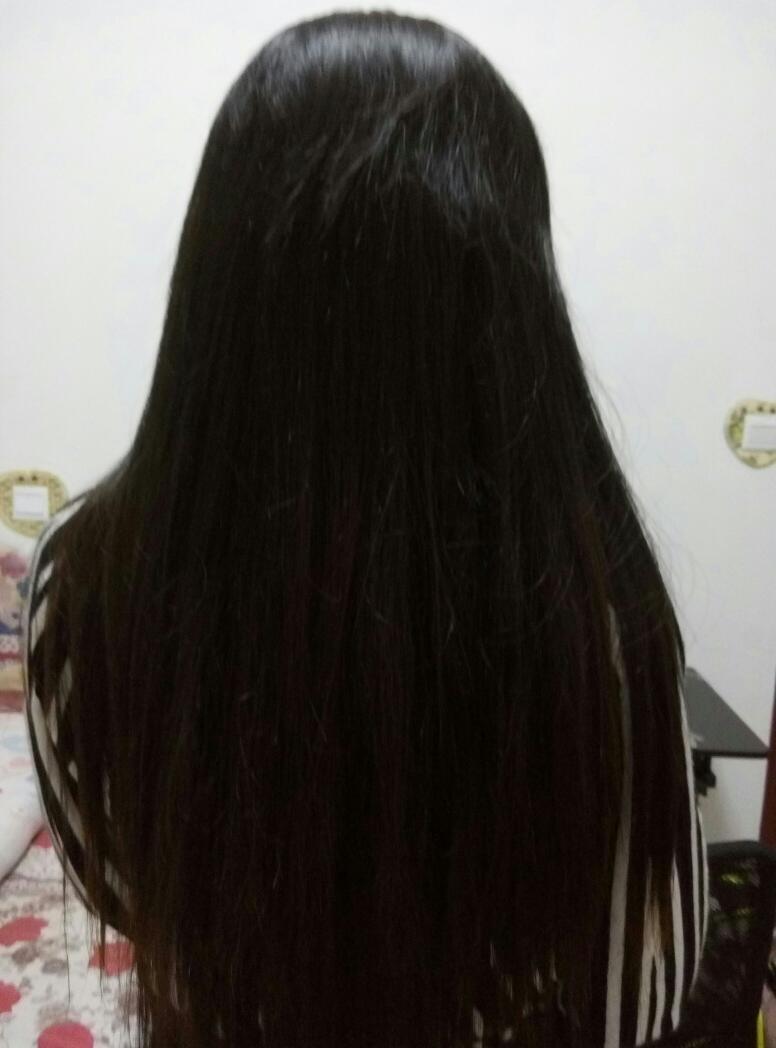 我的长头发!图片