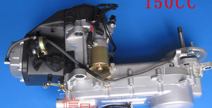 本田摩托车50cc的发动机坏了,能换个125cc的吗图片