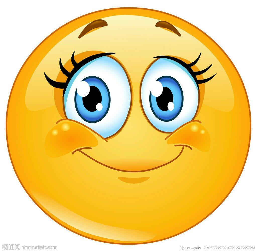 qq原来的微笑 再见 害羞表情图片图片