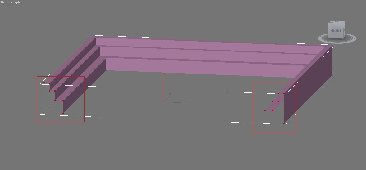 3dmax倒角剖面的问题图片