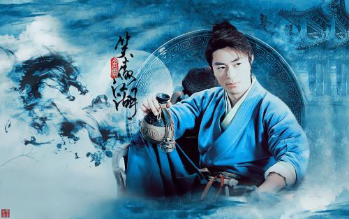 霍建华版的《笑傲江湖》主要讲述华山派大弟子令狐冲初入华山武功