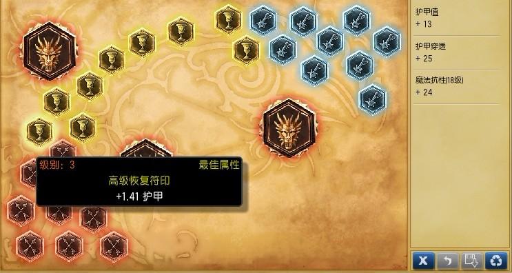 英雄联盟adc 的通用天赋和符文求图符文的图和天赋的图.