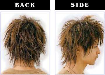 是一种男士发型!图片