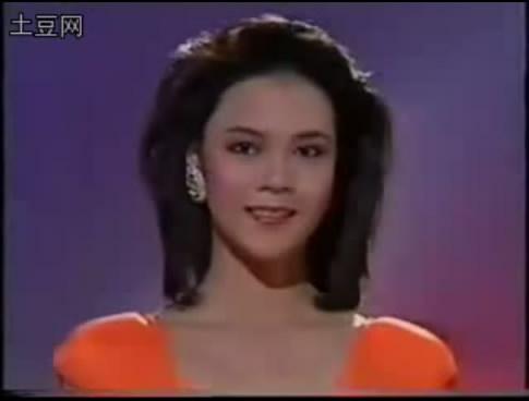 有没人知道这是谁啊?在古惑仔1里面靓坤的女朋友!图片