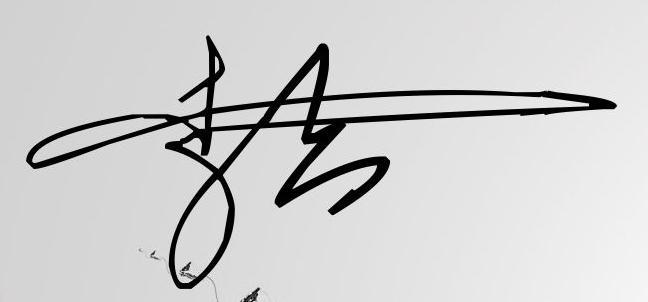 李吉个性签名设计草一些图片