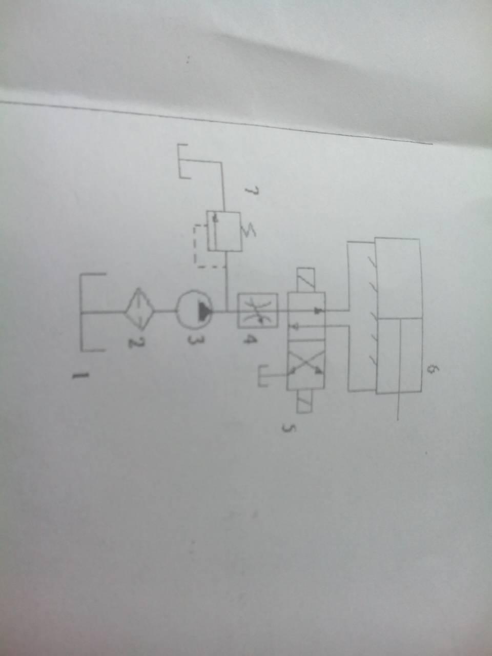 且该泵没有变量符号; 4图片