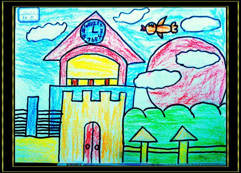 小学一年级的美术图片有哪些图片