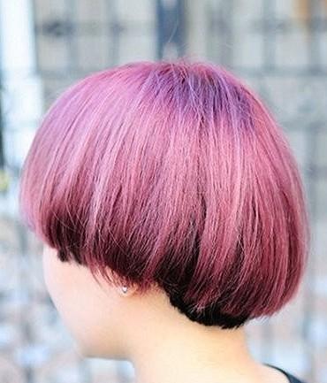 头发至少多长,,后面的头发有1cm多图片
