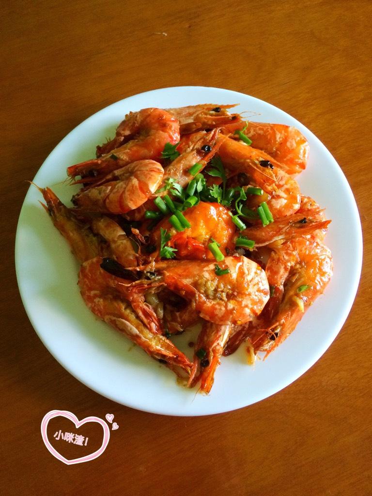 精 【营养膳食】油焖大虾图片