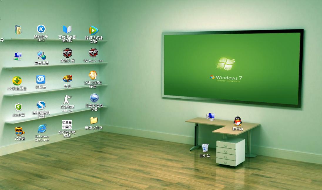 3d电脑主题_少女时代LG3DTV广告宽屏电脑桌面高清壁纸