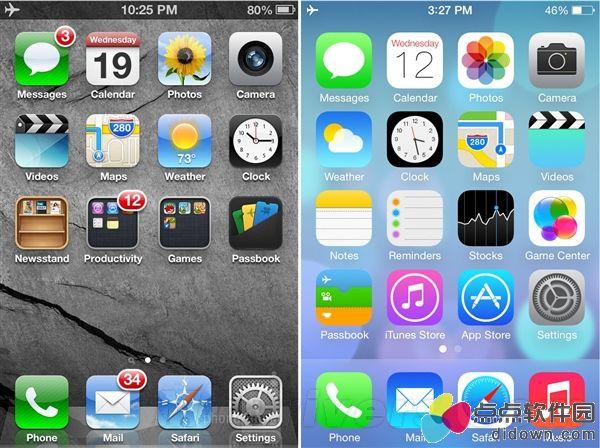 最好ios系统是手机上世界的系统手机?安卓v最好不超越材质?小米苹果膜苹果图片