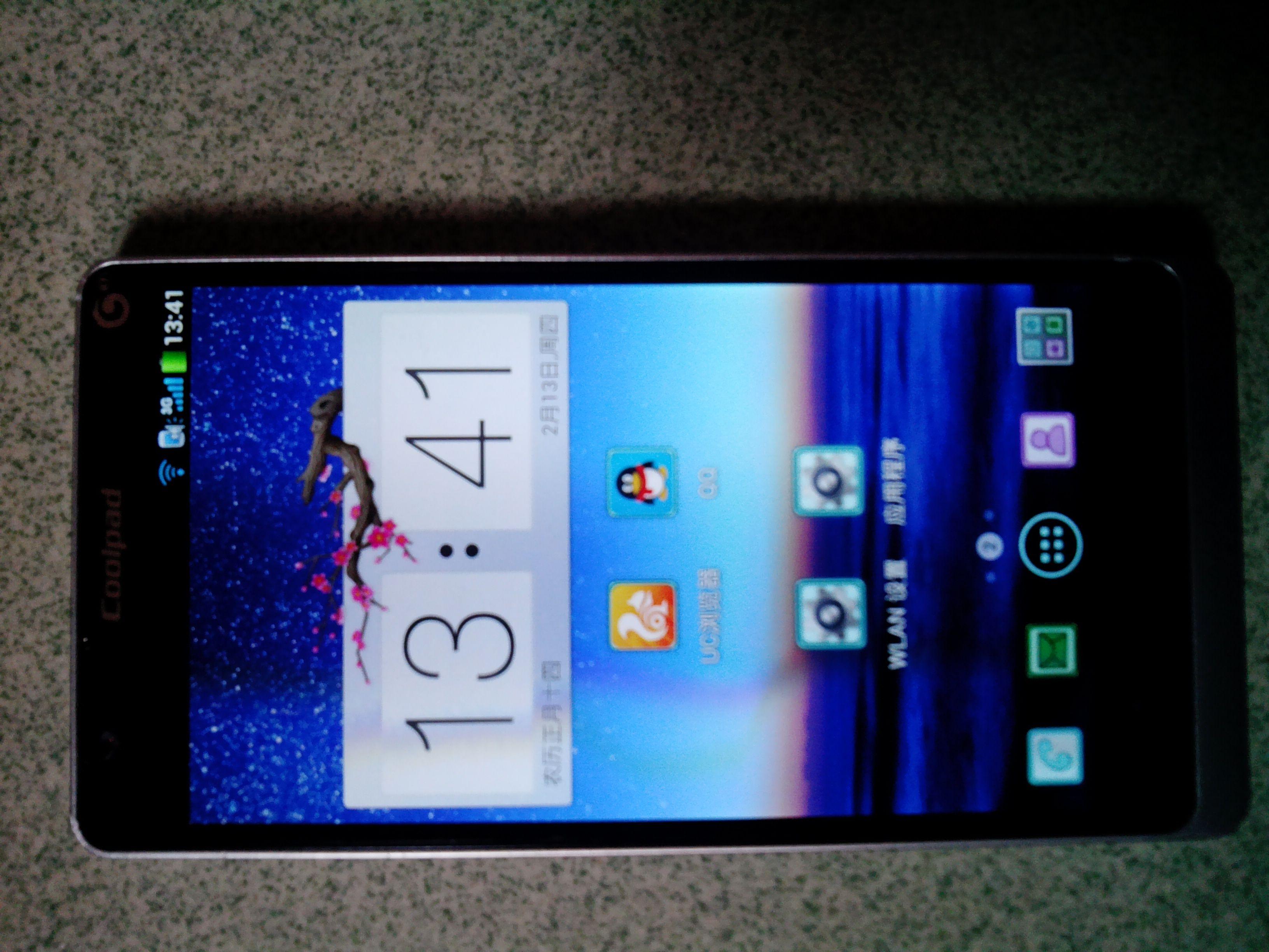 酷派8720l手机塑料壳 酷派大神8720l手机壳图片