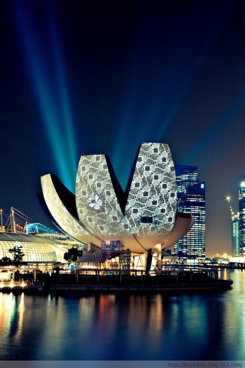 新加坡科学馆怎么去