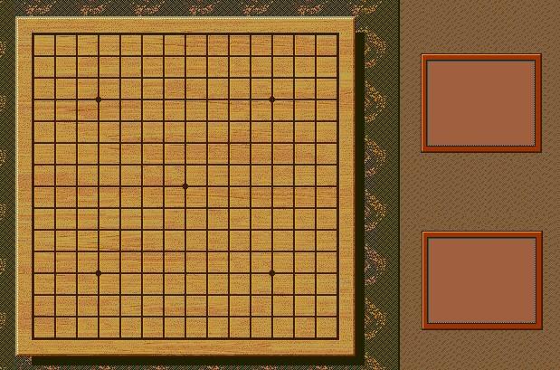 棋盘大小自定义的五子棋游戏图片