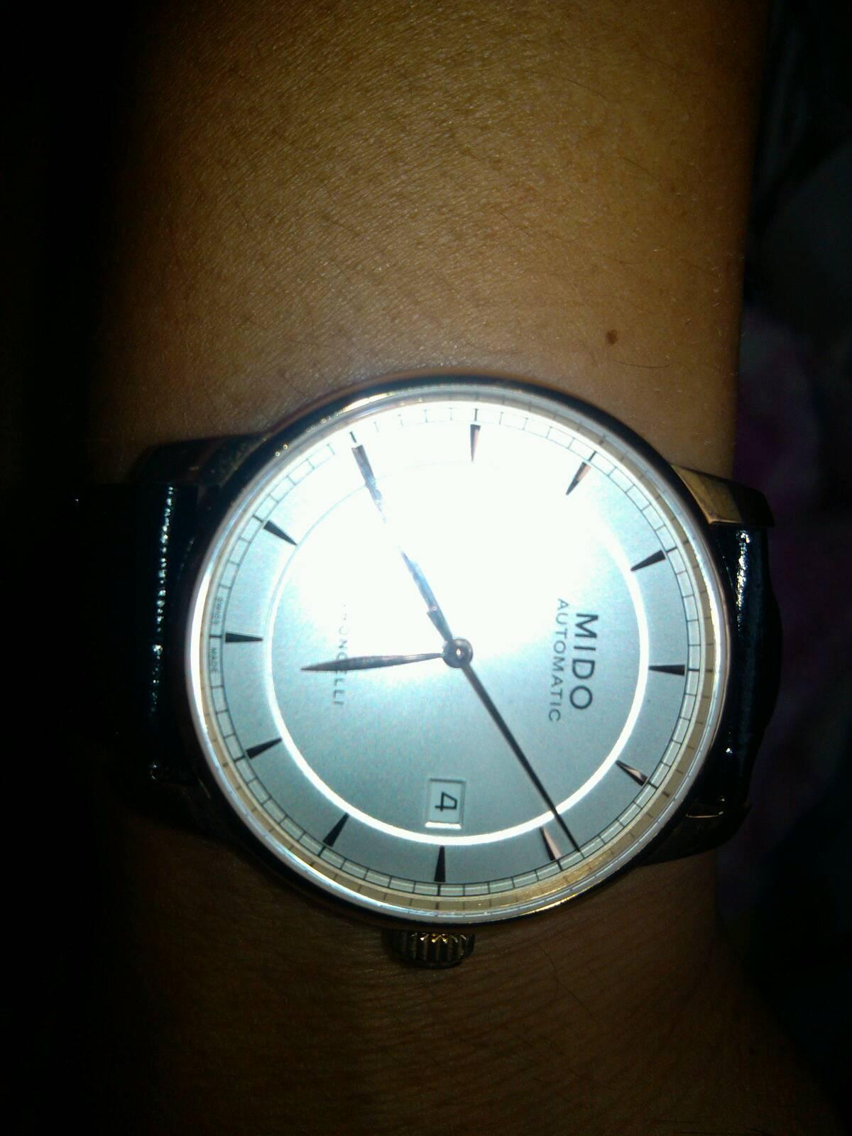 美度男手表8600b皮带价格多少人民币?