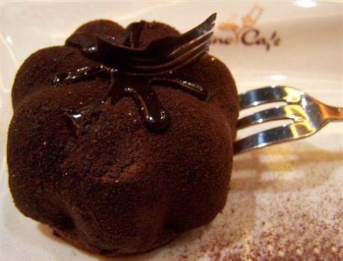 用英文写巧克力蛋糕