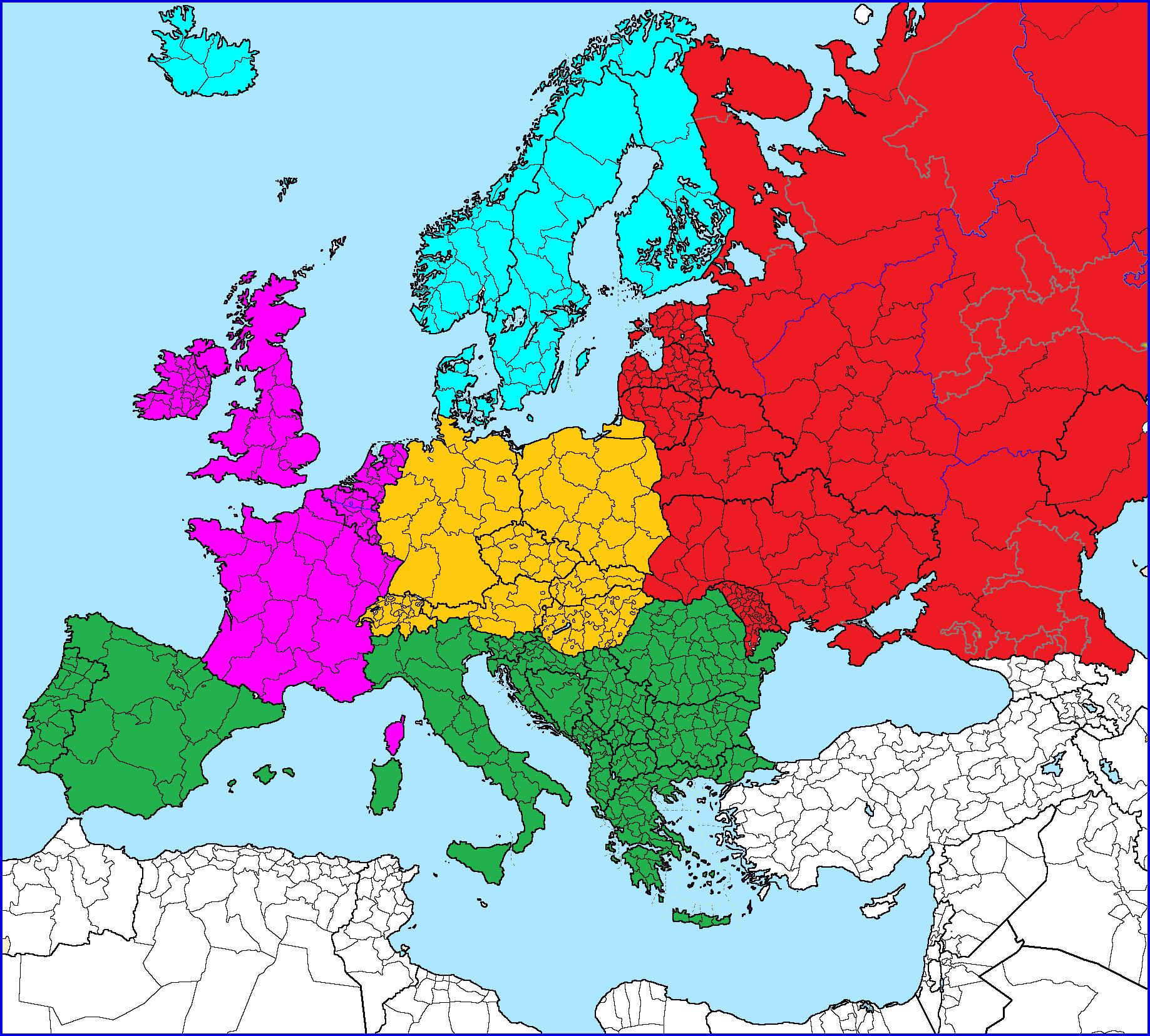 德国,比利时,意大利,希腊四国都属于欧洲西部哪个重要的区17图片