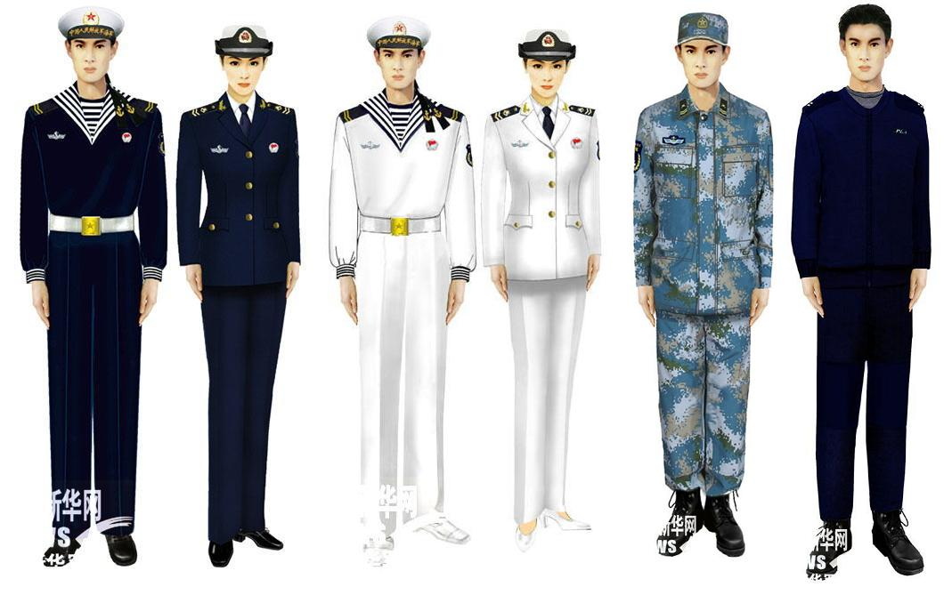同问求07式海军义务兵所有军装,还有一级士官地 要照片图片