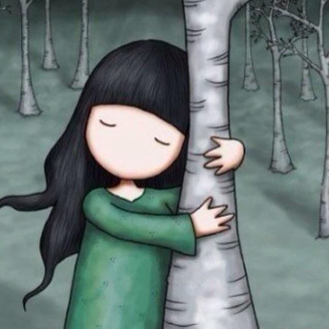 一张一个女孩穿着黄衣服背着书包留着长头发的情侣照片 ! 2图片