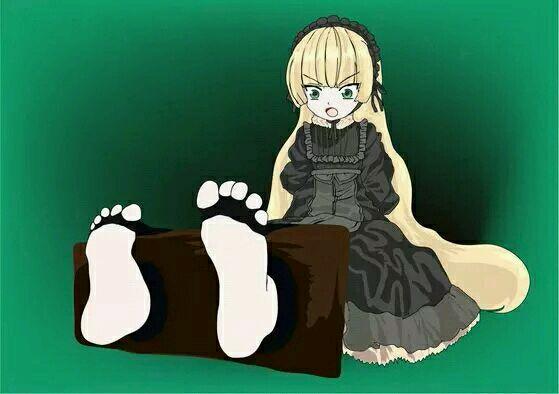 惩罚女生挠脚心